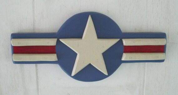 American Roundel Plaque