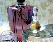 Perfume Oil FOUGERE Splendide luxurious herbaceous ferns - original vegan botanical blend