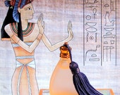 Egyptian Musk Perfume Oil - luxury artisinal fragrance