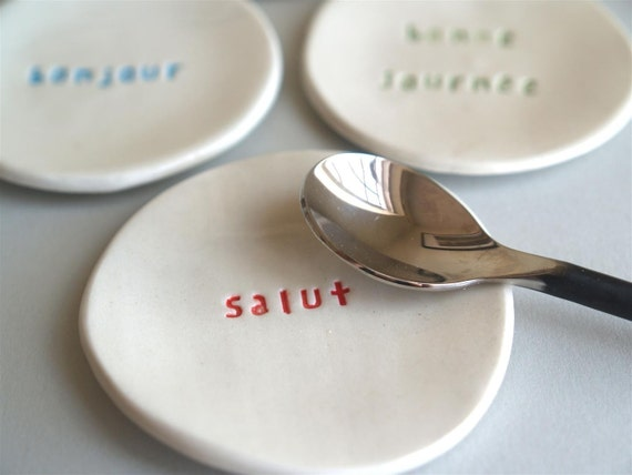 2 french words teaspoon rests