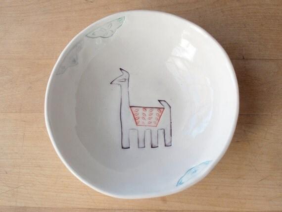 llama bowl