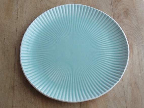 mint lunch plate
