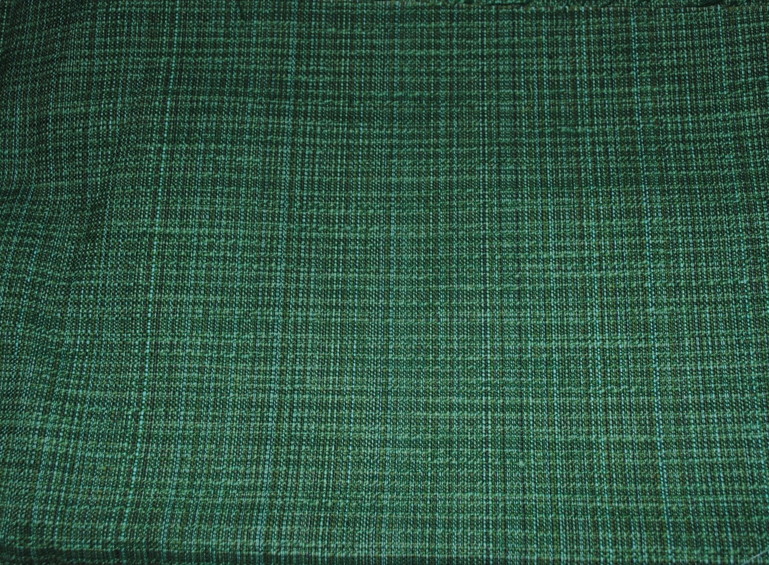 Olive Green Tweed Upholstery Fabric Material