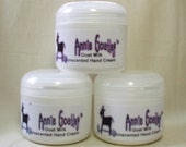 Unscented Goat Milk Hand and Foot Cream