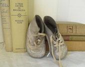 More Vintage Wee Shoes