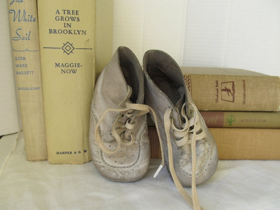More Vintage Wee Shoes