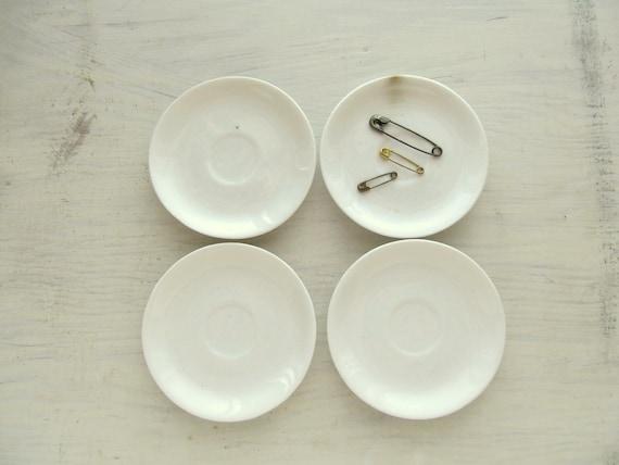 Wee Vintage Plates