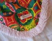 Baby Blanket - Vintage Print