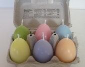 PASTEL EGG Candle