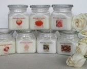 LOVE COLLECTION - 10oz Soy Jar Candle