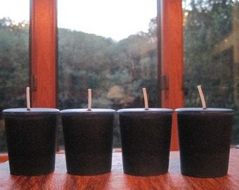 SUMMER'S NIGHT (4 votives or 4-oz soy jar candle)
