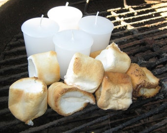 TOASTED MARSHMALLOWS (votives or 4-oz soy jar)