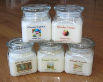 TEACHER COLLECTION - 10 oz Soy Jar Candle (15% discount)