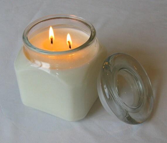 ANY FRAGRANCE - 20oz Soy Jar Candle