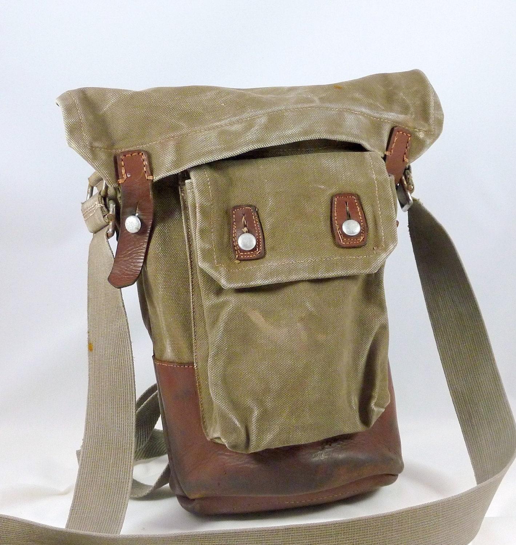 Swedish Military Satchel World's BEST Man Bag