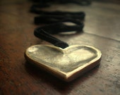 Heart Worn Necklace I