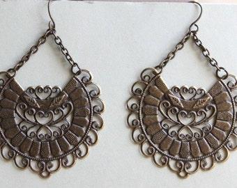 Azteca Earrings