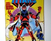 Vintage Comic Book The New Teen TITANS 1981 DC Comics Inc Vol 3 No 22 Call Him Brother Blood