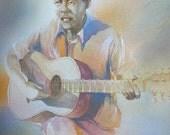 Mississippi Bluesman