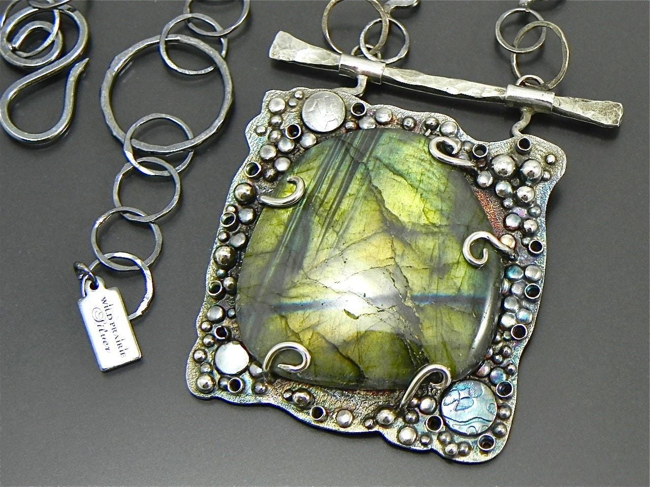 handmade jewelry near me reserved near the bridge sterling necklace handmade 5540