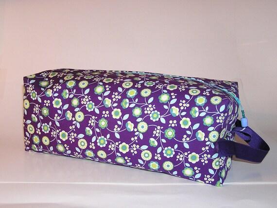 Purple Haze Sweater Bag