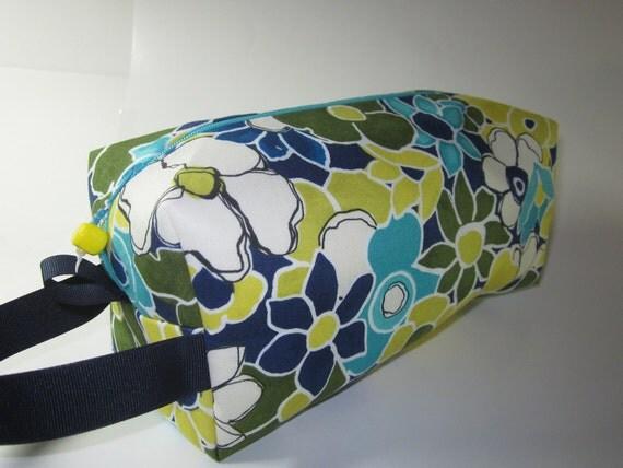Garden Carpet Project Bag