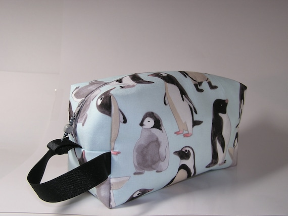 Penguin Colony Project Bag