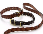 Laced Sporting Leash to match your Laced Collar