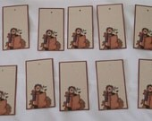 SALE Primitive Mercantile Annie Printed Hang Tags OFG Team
