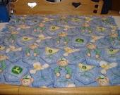 Baby John Deere Blanket