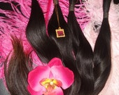 Chinese Remy Extension hair bulk (For braiding) 18inch