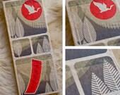 RESERVED - Hwa-Tu / Hanafuda Card Design - January / Pine
