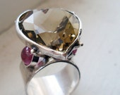 heart ring... a lot of heart