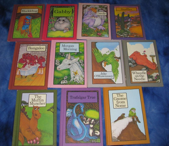 Set Of 11 Stephen Cosgrove Serendipity Books By Mushroommaven
