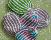 CLEARANCE SALE Knitted Dish Scrubbies 2 for 5 Dollars