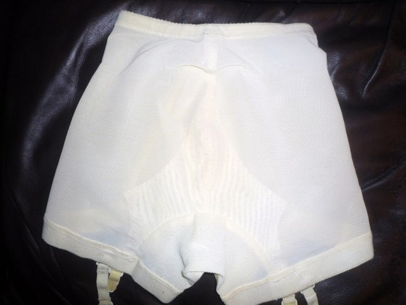 Vintage 50 S 60 S Burlesque Panty Girdle Garters
