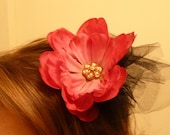 RESERVED FOR Tygerfox85 Holiday Hair Fascinator