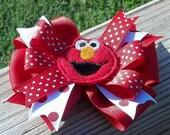 Little Red Monster Friend