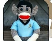 Make Your Own Spock Monkey Kit