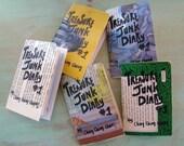 Treasure Junk Diary 1
