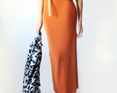 Jersey Maxi Skirt. All sizes and colours available.