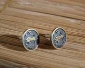 Zodiac Earrings - Taurus