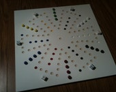 Aggravation Game Board in MDF