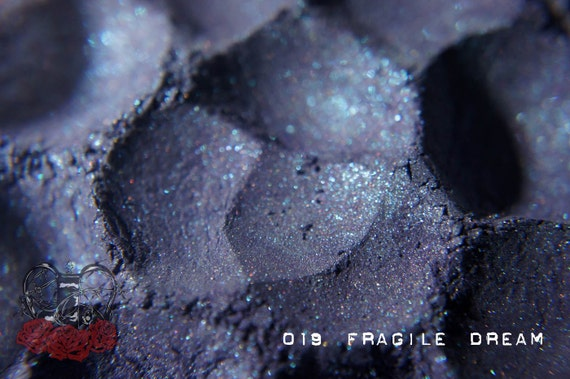 Fragile Dream Mineral Eyeshadow Pigments