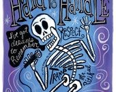 SALE El Otis Redding Print (Day of the Dead Rock Stars)