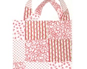 Cotton Candy  Patchwork Crafter's Tote