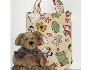 Kid's Korner-- Christmas Cookies  Bag - 50% of sale is donated to Project Linus