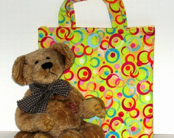 Kid's Korner-- Running in Circles Bag - 50% of sale is donated to Project Linus