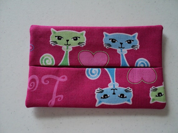 Tissue Holder -  Cats