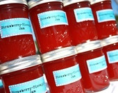 Fill your pantry with heaven 6 of our 8oz jars of homemade strawberry pineapple jam by Hopes Pantry on Etsy